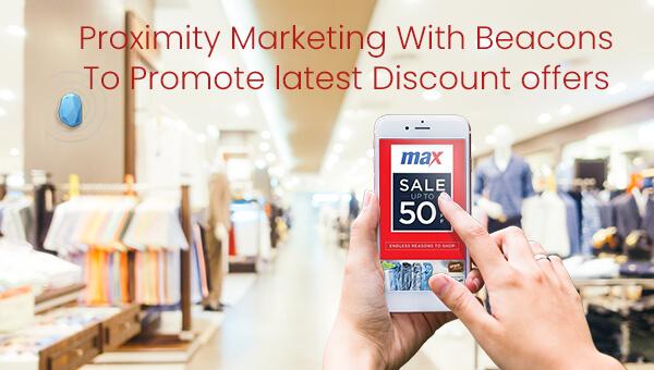 MY Beacon - Proximity marketing App - 5