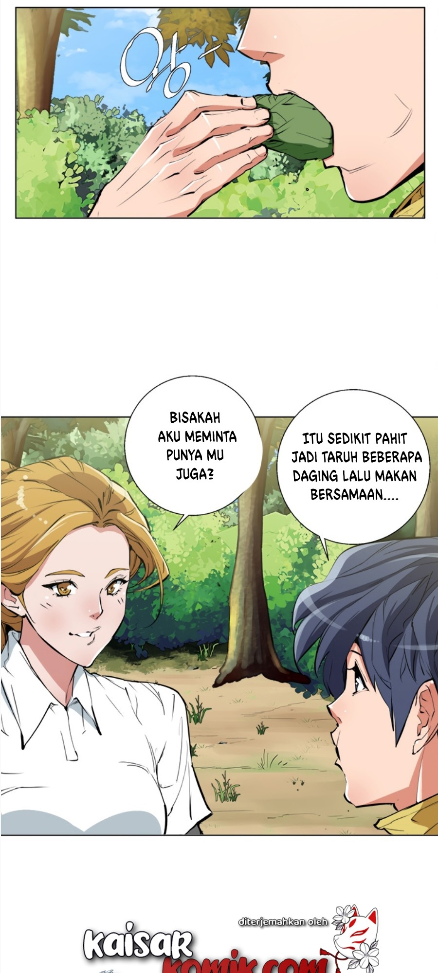 I Stack Experience Through Writing Books Chapter 66 Bahasa Indonesia