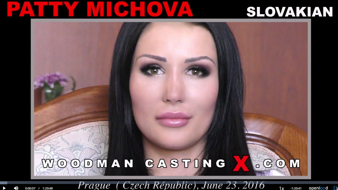 WoodmanCastingX – Patty Michova – Casting
