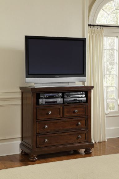 Vaughan Bassett Home Entertainment Entertainment Center