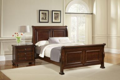 Vaughan Bassett Furniture Company Bedroom Mansion