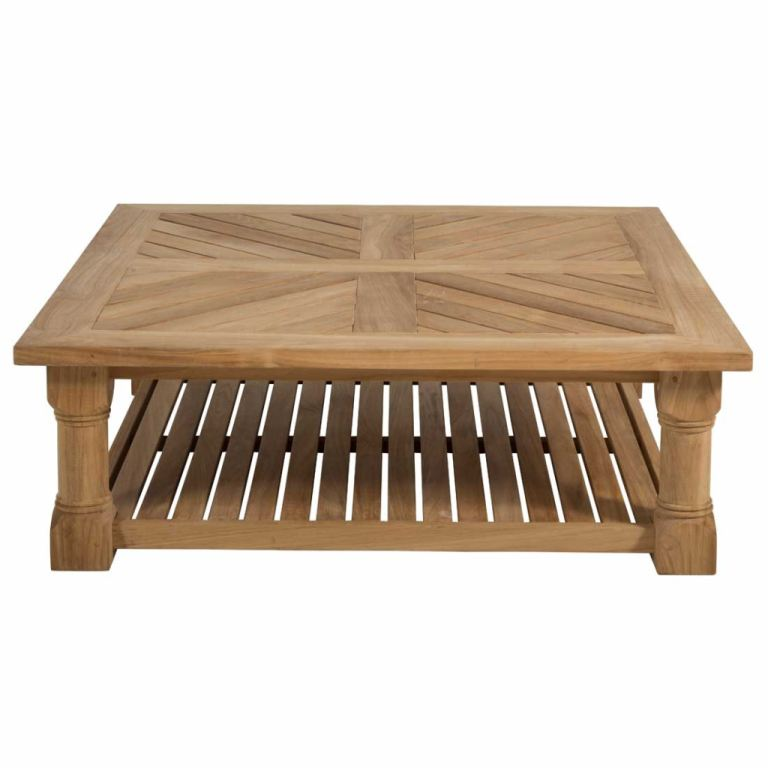 summer classics outdoorpatio lakeshore 48 square coffee table smc28214 walter e smithe furniture design