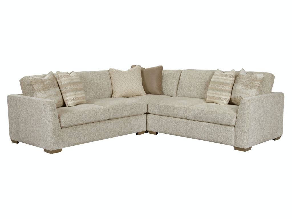 The living room is one of the most important areas in your house for a great hosting experience. Craftmaster Living Room 7839BD Sectional - Wenz Home ...