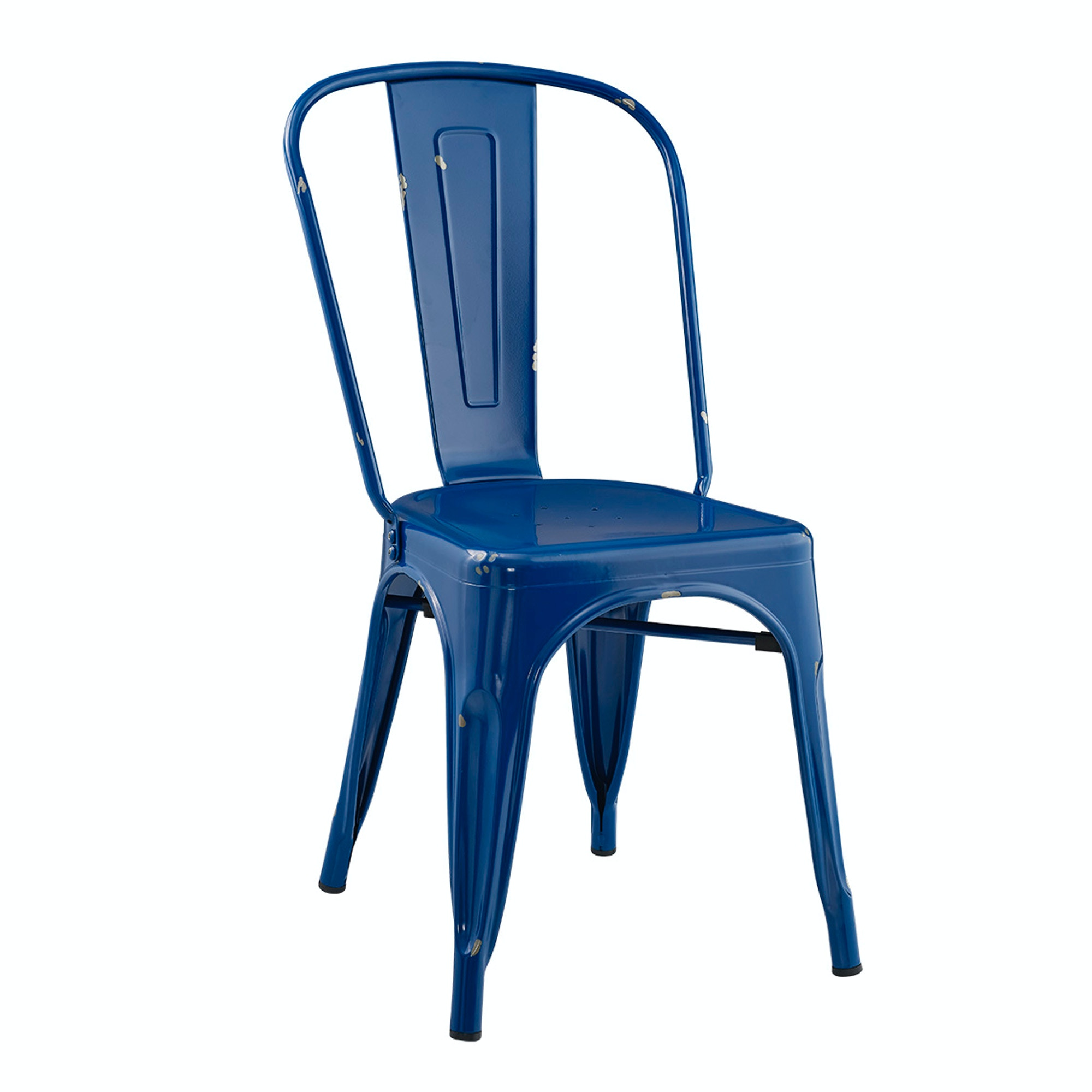 Ft Myers Dining Room Stackable Metal Cafe Bistro Chair Navy Blue Wedch33mcnb Walter E Smithe Furniture Design