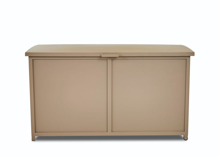 klaussner outdoor international outdoor patio the ultimate cushion chest large cushion storage chest w2201 lcsch