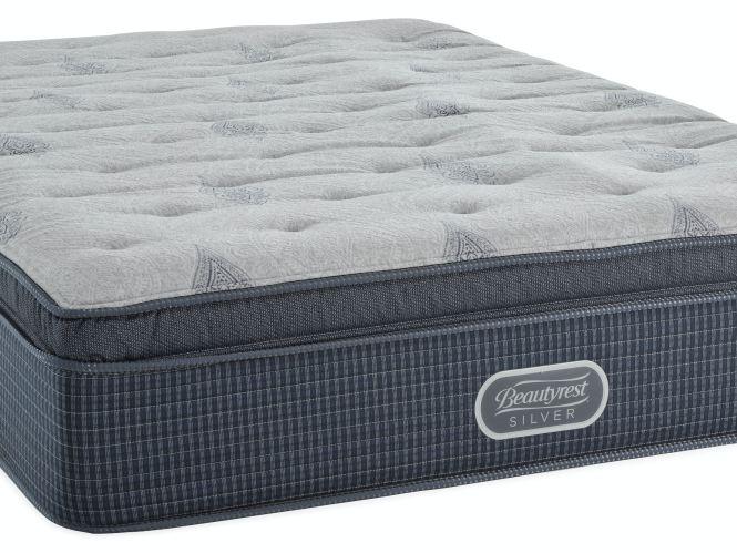 Beautyrest Silver St Thomas Luxury Firm Pillow Top Mattress Queen