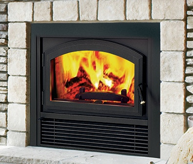 FH Casual - Brentwood EPA Wood Burning Fireplace   The ... on Fireplace Casual Living id=31344