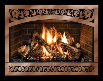 """- Mendota DXV Fireplace 35""""   The Fire House Casual Living ... on Fireplace Casual Living id=19154"""