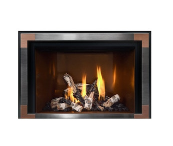 - Mendota Decor Insert   The Fire House Casual Living Store on Fireplace Casual Living id=97332