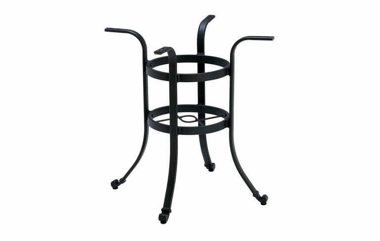 winston outdoor patio table base by