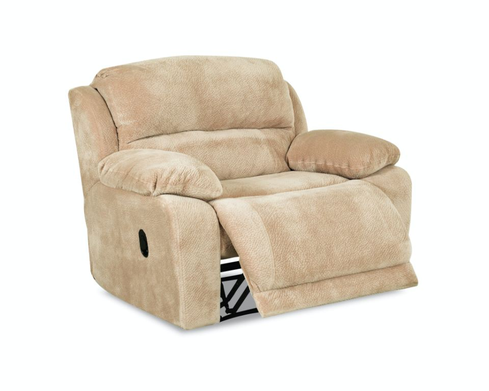 Klaussner Living Room Charmed Big Chair Recliner 30603 RBC