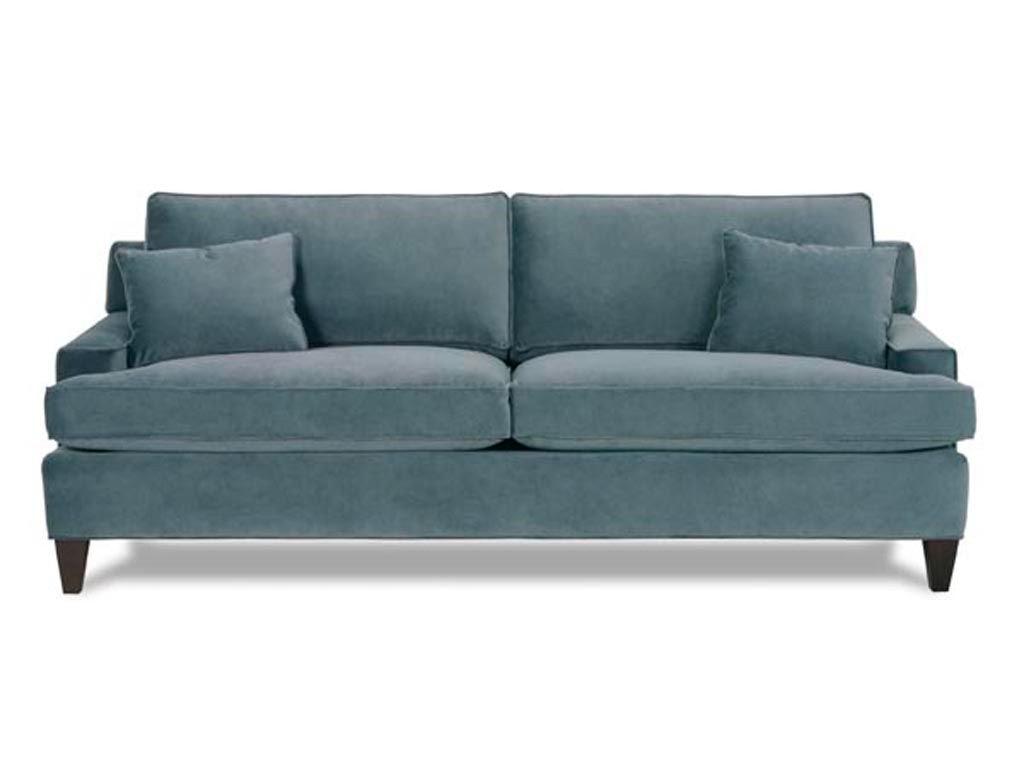 Rowe Living Room Chelsey Sleeper K139Q 000 Custom Home Furniture Galleries Wilmington NC