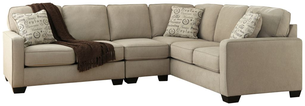 signature design by ashley living room alenya 3 piece sectional 16600s3