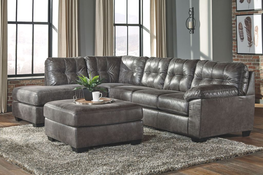 fallston 2 piece sectional with chaise