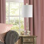 Bassett Mirror Company Lamps And Lighting Rivoli Table Lamp Btml2682t Walter E Smithe Furniture Design