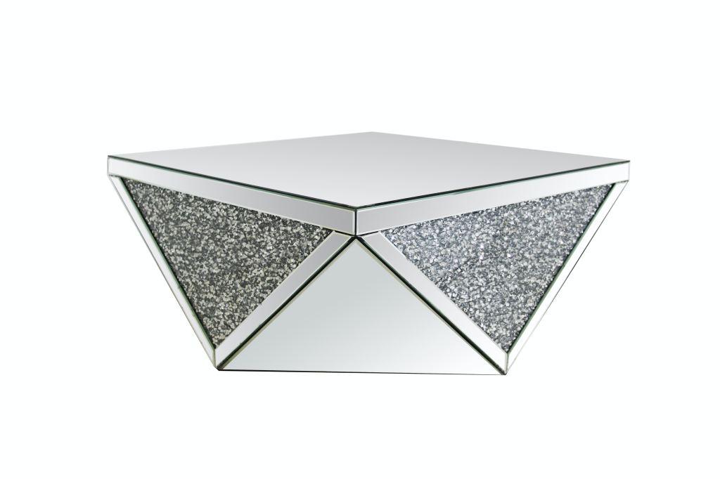 contemporary silver coffee table 722508