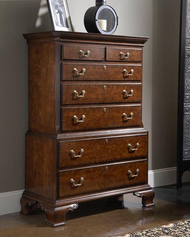 Fine Furniture Design Bedroom Hampton Chest On Chest 1020