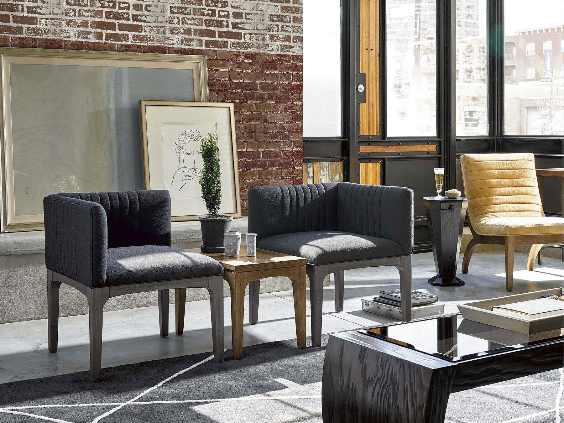 Fine Furniture Design Living Room Chatsworth Modular Tufted
