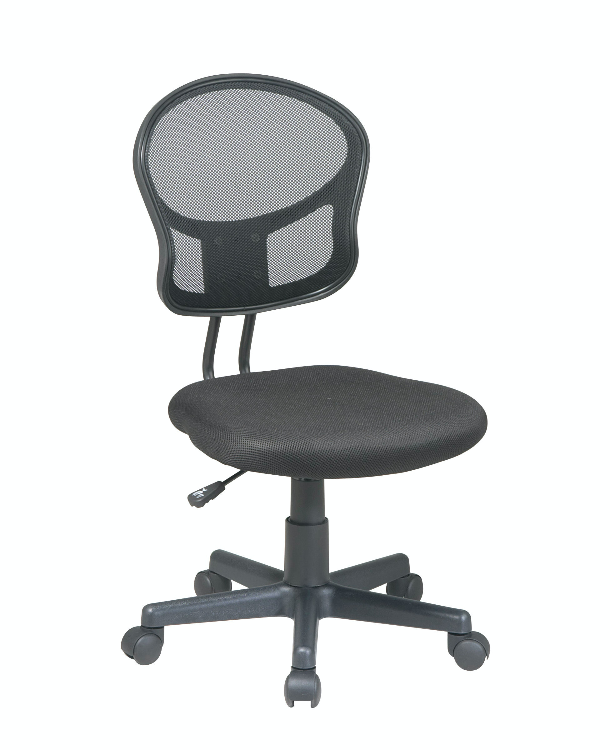 Office Star Products Home Office Mesh Task Chair Em39800 3