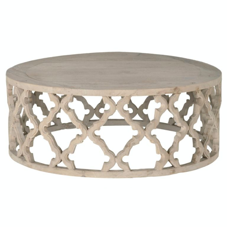 essentials for living living room clover large coffee table esl8027lsgryelm walter e smithe furniture design