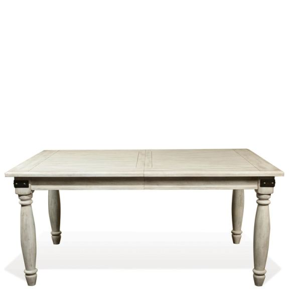 Drawer Riverside Table Chairside White