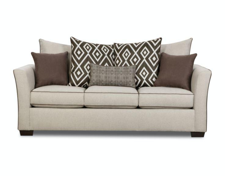Simmons Upholstery Amp Casegoods Living Room 4202 Sofa