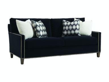 Lexington Living Room Bristol Sofa 6300 33 Hickory