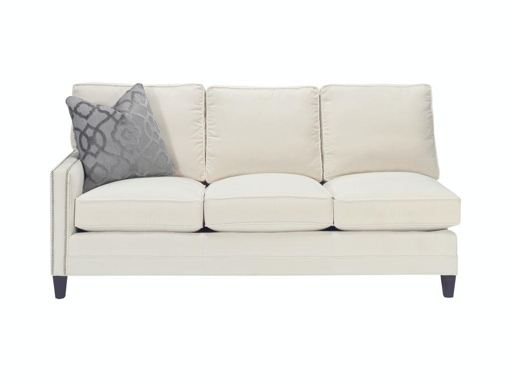 Lexington Living Room Bristol LAF Sofa 6300 53L Seldens