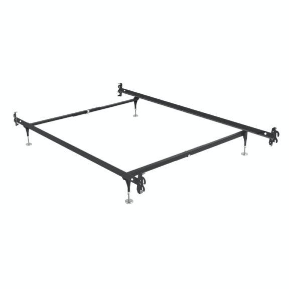 bed rails brass bed frame system 1004h