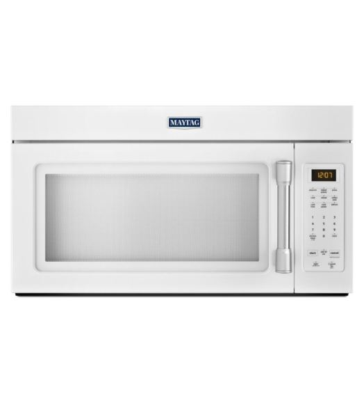 maytag kitchen 1 7 cu ft compact over