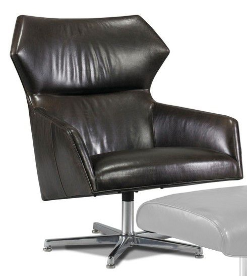 Paragon Furniture Living Room Sebastian Leather Swivel Chair Ypl3267c3 Walter E Smithe Furniture Design