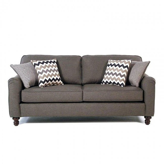 It's likely you and your guests will spend countless hours in this room, discussing and entertaining. Hughes Furniture Living Room Sofa 4050S - Wenz Home ...