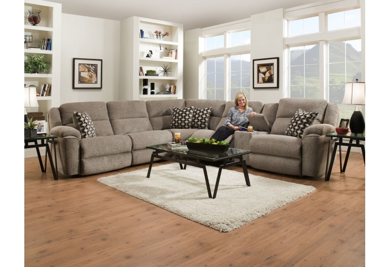 Marvelous Homestretch Power Reclining Sectional Sofa With Usb Charging Inzonedesignstudio Interior Chair Design Inzonedesignstudiocom