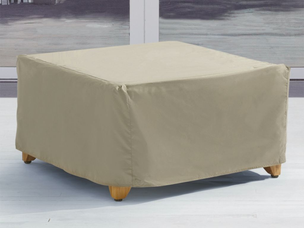 36 x 30 in oversized ottoman protective cover