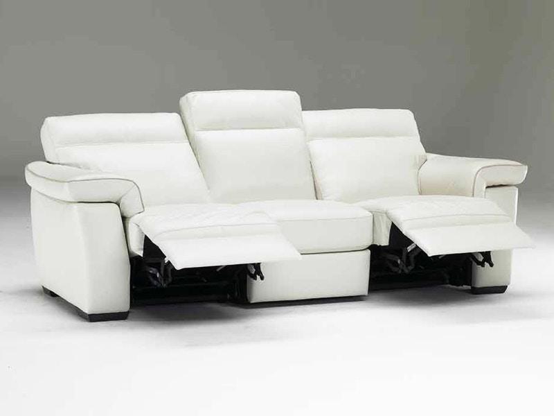 natuzzi editions power reclining sofa 113498249