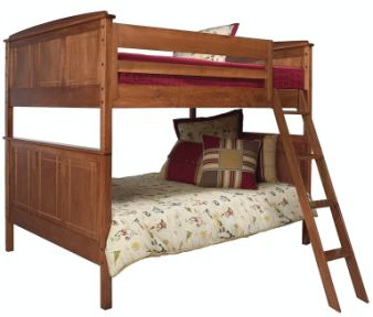 Precision Crafted Youth Bedroom FullFull Colorado Bunk