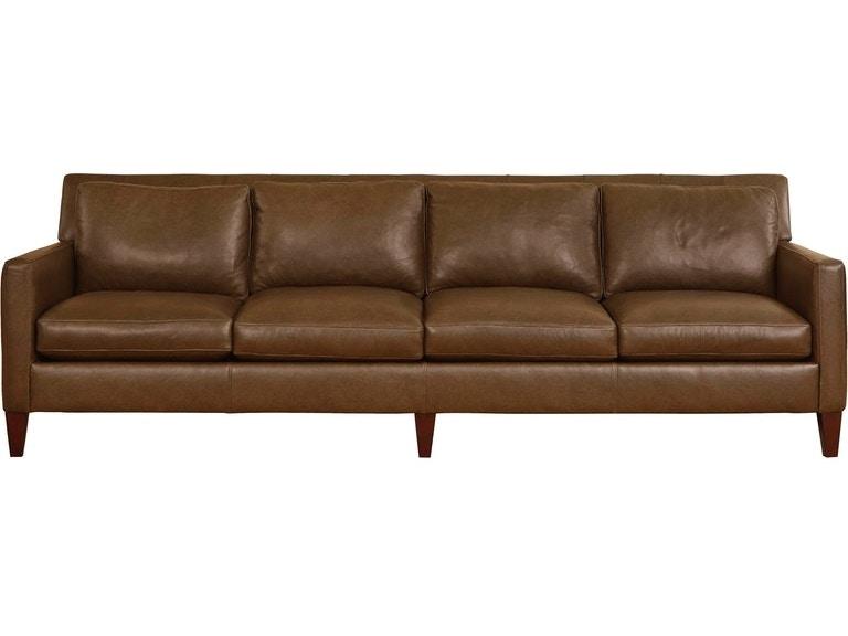 brax 4 seat leather sofa