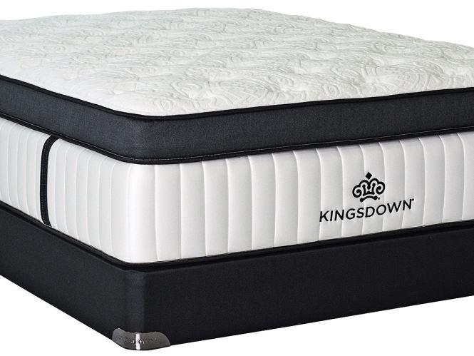 Kingsdown Body System 11 Blue Red California King Set G65272 M