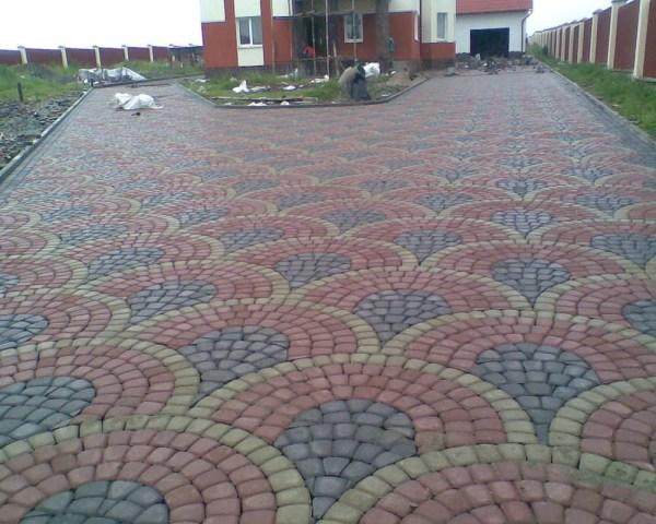 Укладка тротуарной плитки ФЭМ: 55 грн - город Мариуполь ...