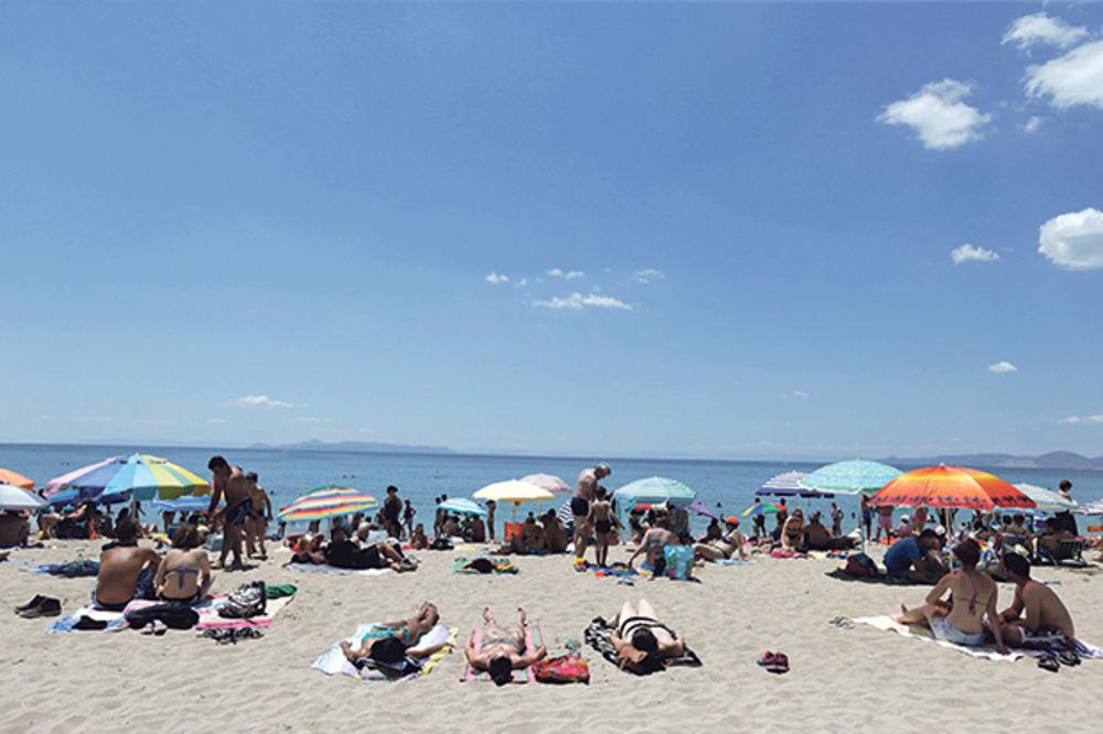 Ovde im je raj... Grčka u srcu srpkim turistima