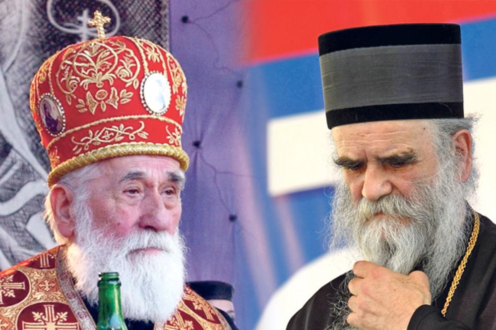 mitropolit Amfilohije, Miraš Dedeić, foto Zorana Jevtić, fonet