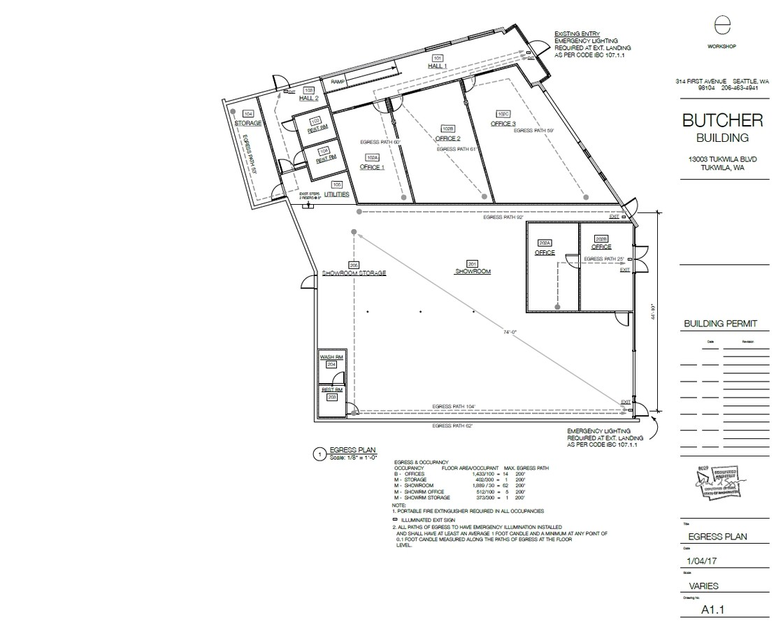 King County Home Records Diagram