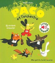 Pipo et l'orchestre (1CD audio)