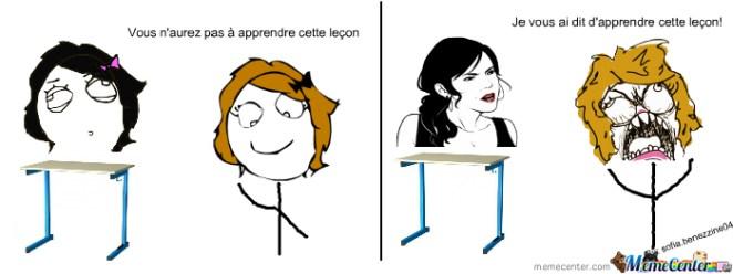 les profs ._.