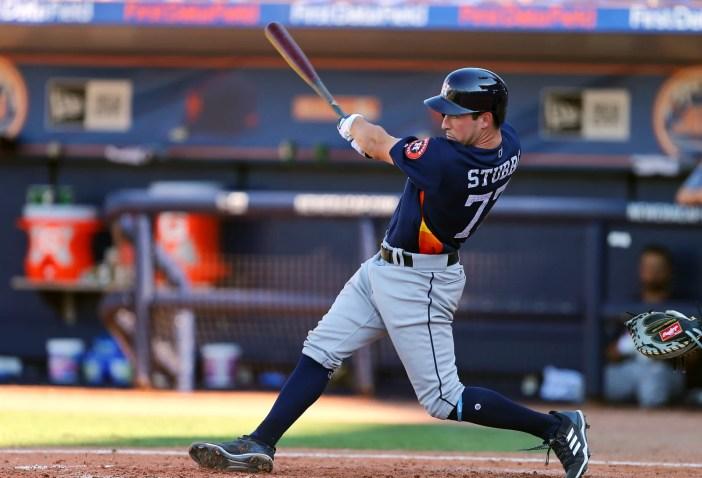 Houston Astros: Garrett Stubbs deserves some attention