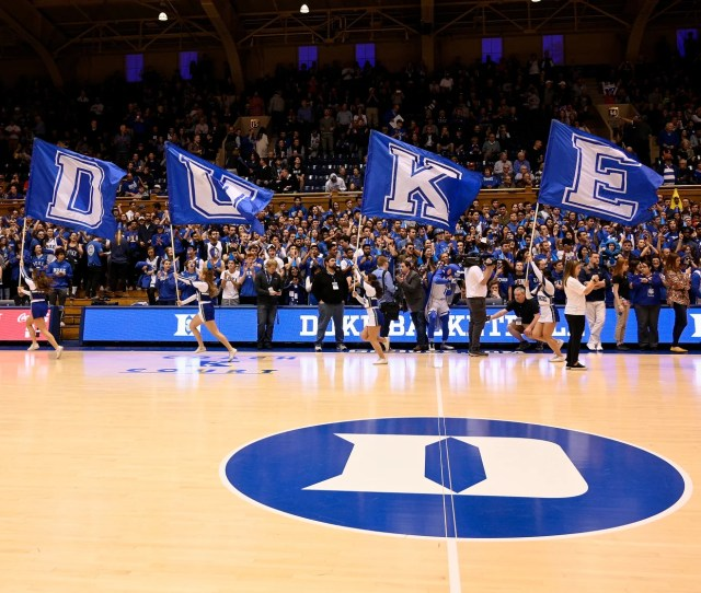 Duke Basketball What Would You Do In A Blue Devil Switcharoo