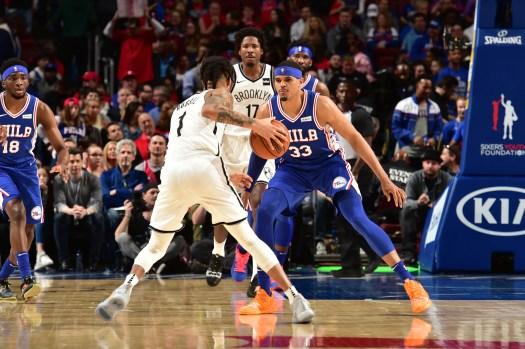 2019 NBA Playoffs: Philadelphia 76ers vs. Brooklyn Nets ...