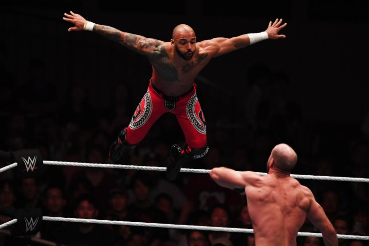 WWE Extreme Rules competitor - Ricochet