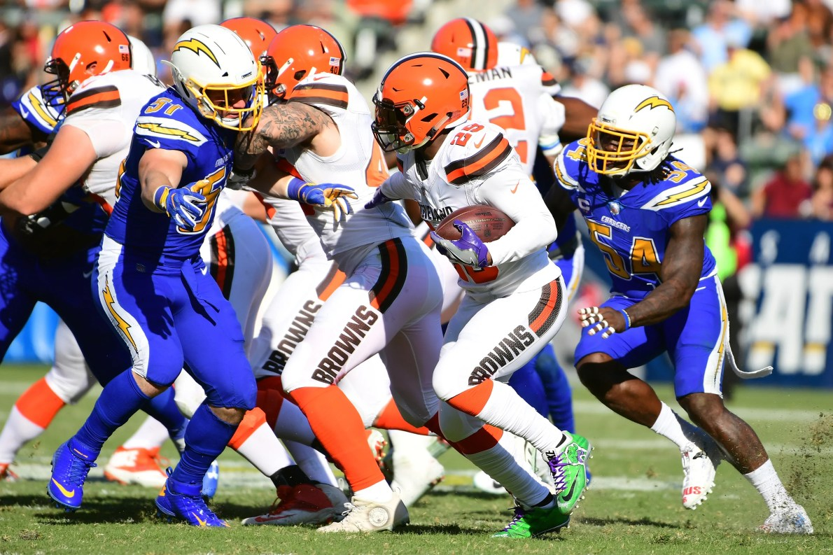 Cleveland Browns vs Chargers Predictions: Looking to stay undefeated at home