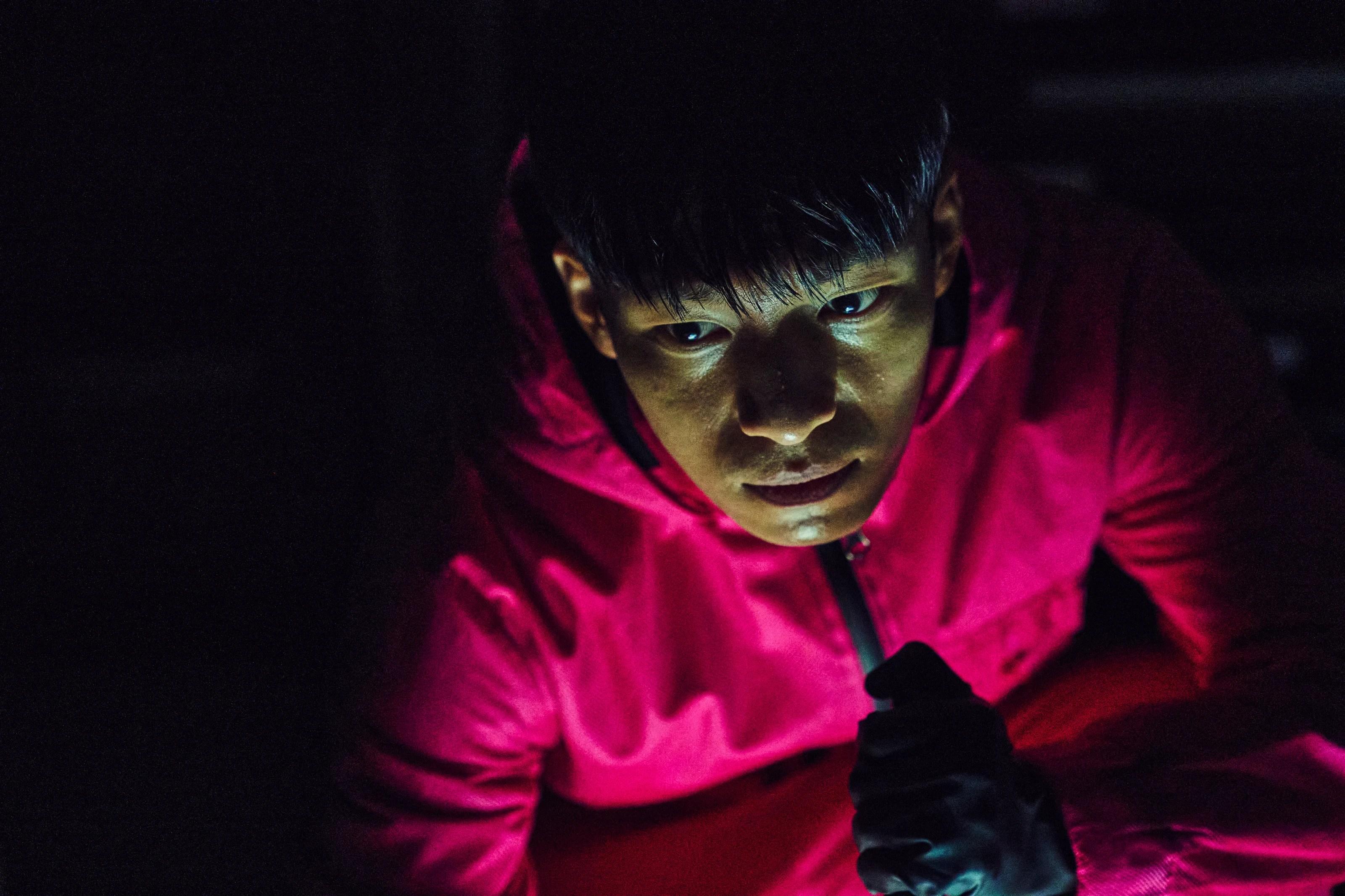 Casting del juego del calamar, Wi Ha-joon